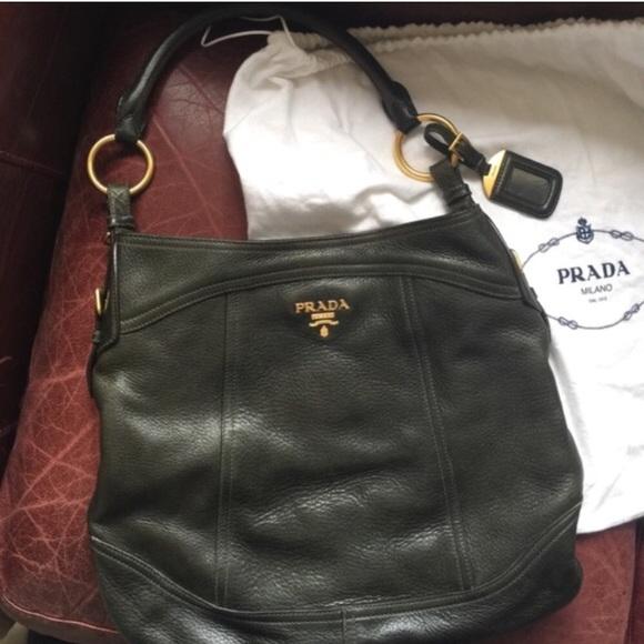 449fdecc3c86 FINAL SALE! 💯 Authentic hobo PRADA bag. M_5a6e35975512fd67c8eac56d